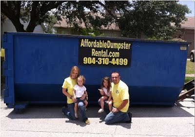 rent a roll off dumpster in jacksonville fl